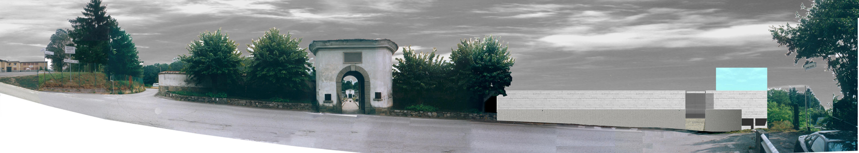 Cimitero di Berbenno - 3° posto- Render