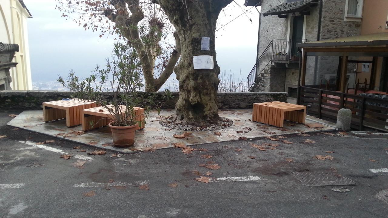 Area di sosta - Civo - S.Croce
