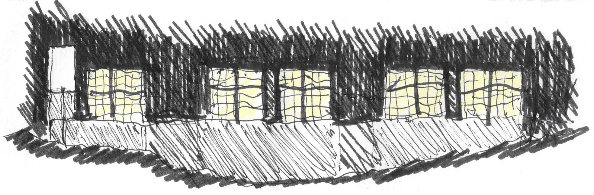 Cimitero di Berbenno - 3° posto - Lanterne