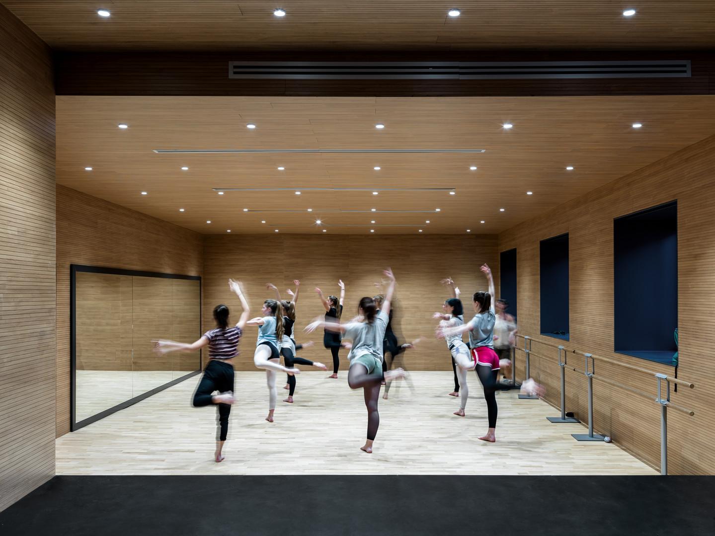 La Civica Scuola di Musica - Interno