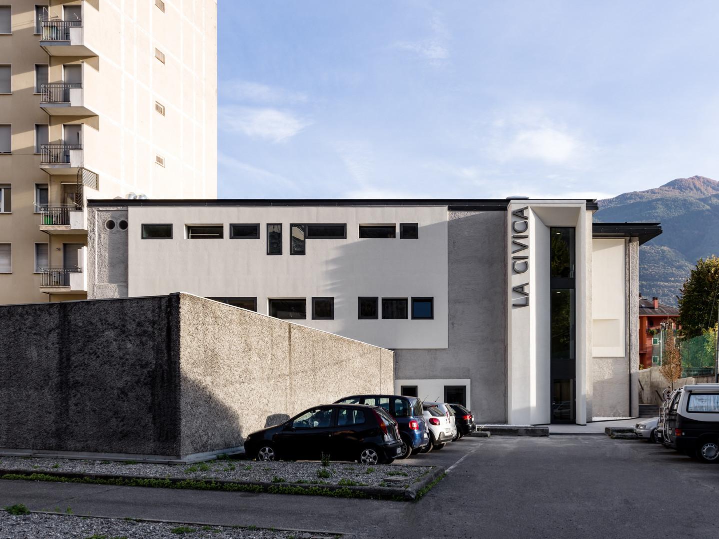 La Civica Scuola di Musica - Esterno
