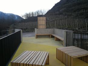 Area di sosta - Montagna