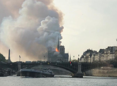 Paris on Fire