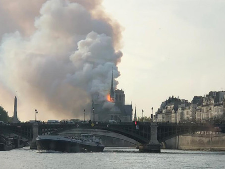 Paris incendié