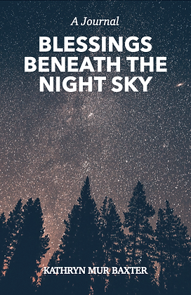 Blessings beneath the night sky
