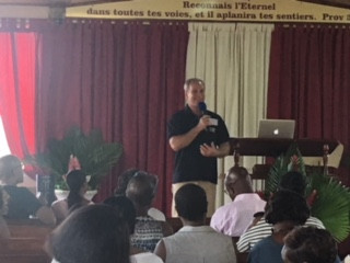 Faire des disciples en Martinique