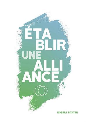 Établir une alliance (version numérique)