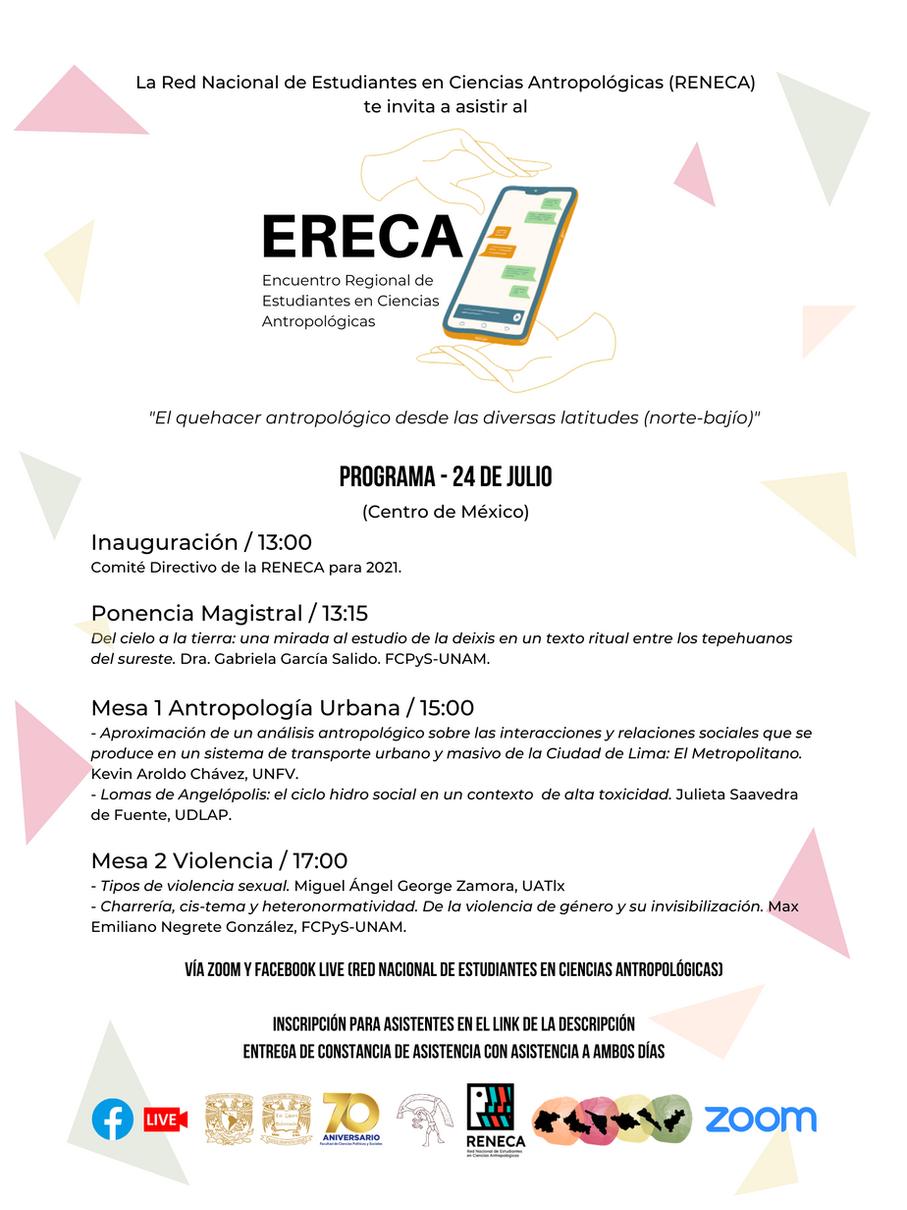 ERECA 2021 - Día 1