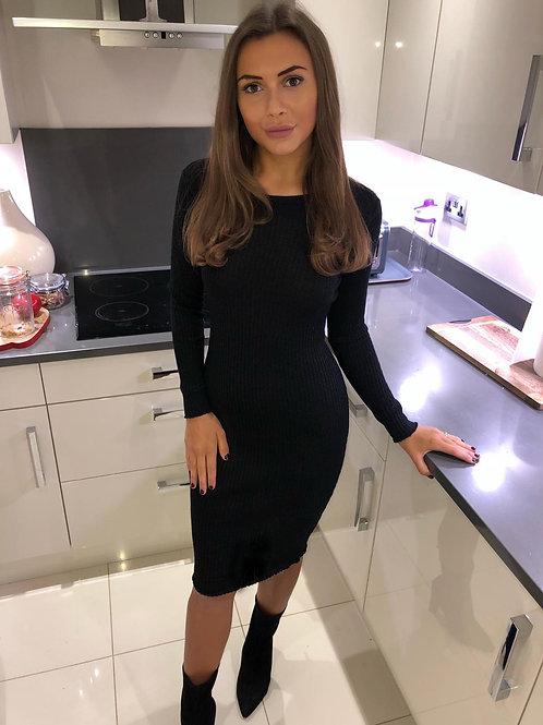 Pencil Style Dress