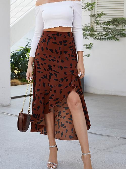 Spotty Skirt