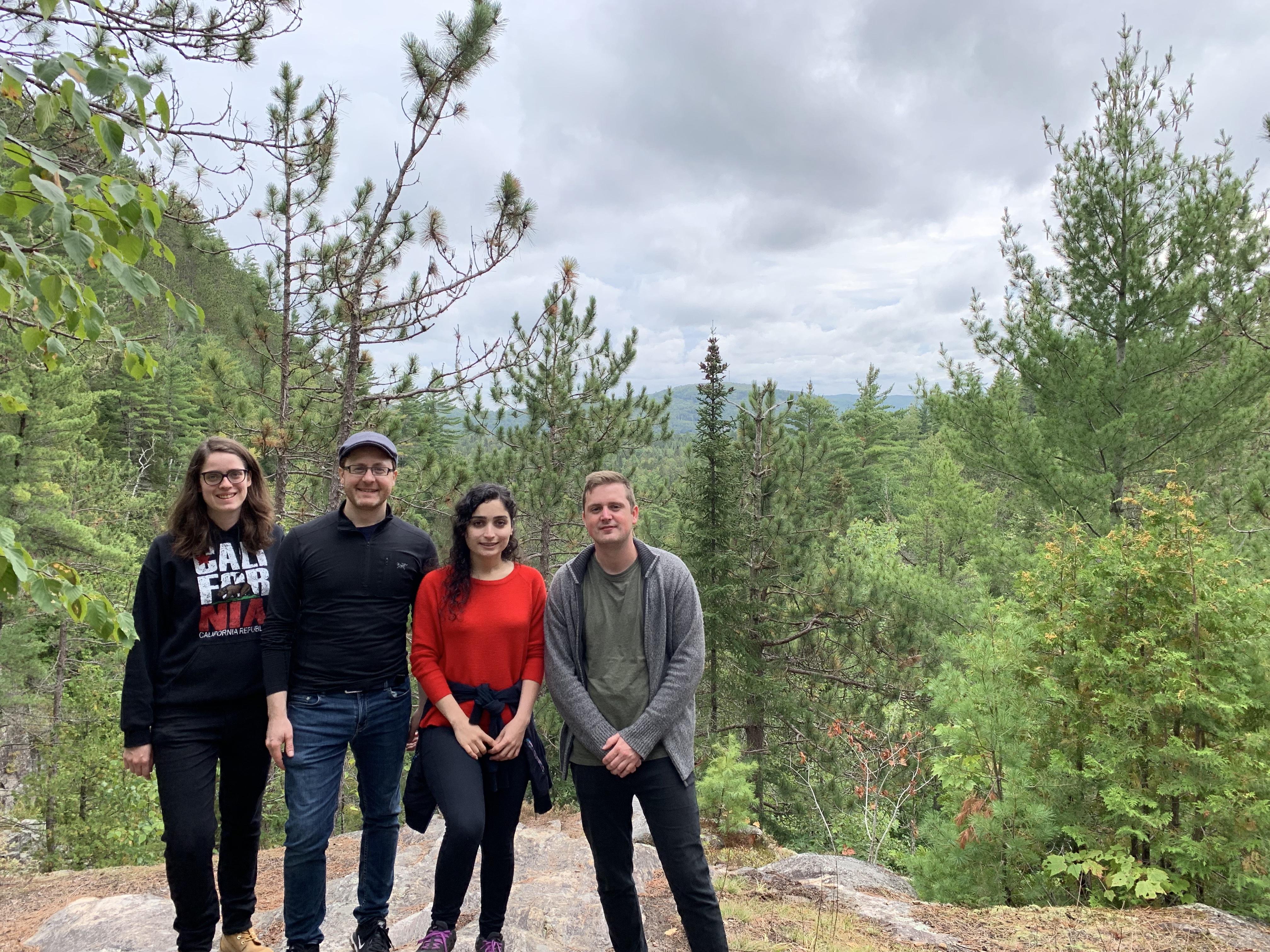 2019 Lab Retreat