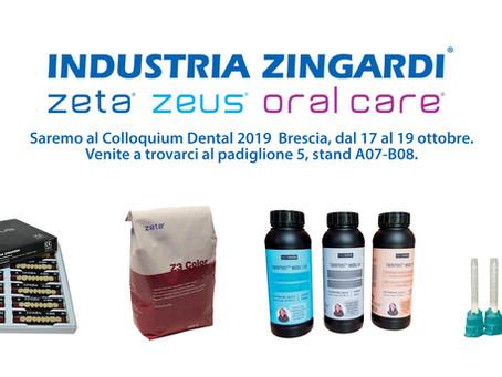 Industria Zingardi al Colloquio Dental 2019