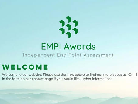 Check out the new EMPI Awards website