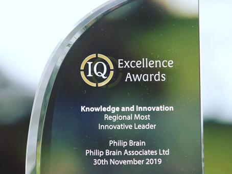 EMPI Awards Success at Regional IQ Excellence Awards