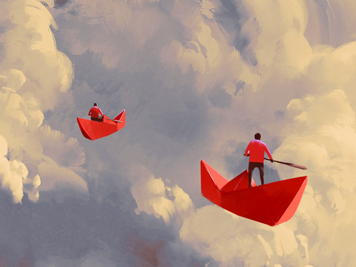 Educação com a cabeça na nuvem