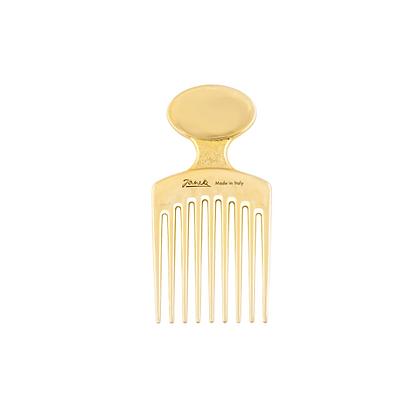 Janeke Gold Afro Comb