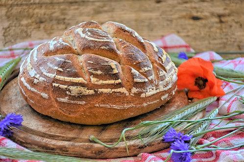 Brotbacken wie im Mittelalter