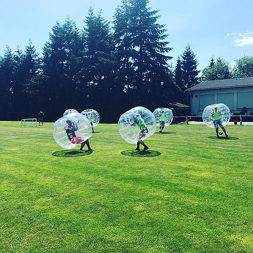 10 x Bubble Ball Verleih