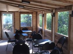 Outdoor seating Nunagolf