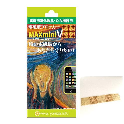 MAXmini V電磁波ブロッカー有害電磁波から生態電流を守る