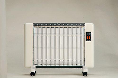 24時間付けたまま可能の200w通電です 400w通電 600w通電 ヌーボーシリーズ サンラメラ610型 シフォンホワイト