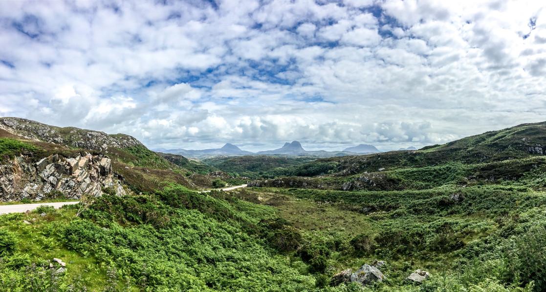 Viewpoint- Sutherland, Scottish Highlands