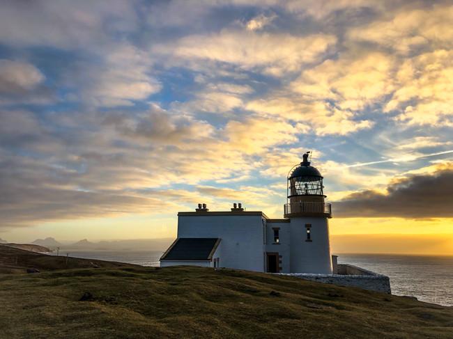 Stoer Head Lighthouse