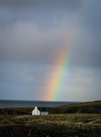 Rainbow over bothy 1.jpg