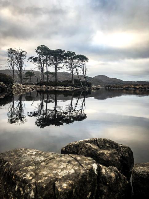 Loch Assynt- Sutherland, Scottish Highlands