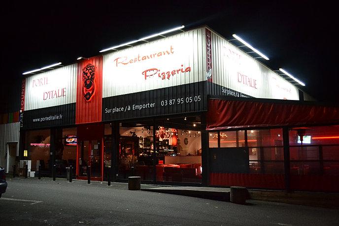 Porte d 39 italie restaurant italien pizzeria sarreguemines - Restaurant porte d italie sarreguemines ...