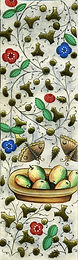 Papillons butinants