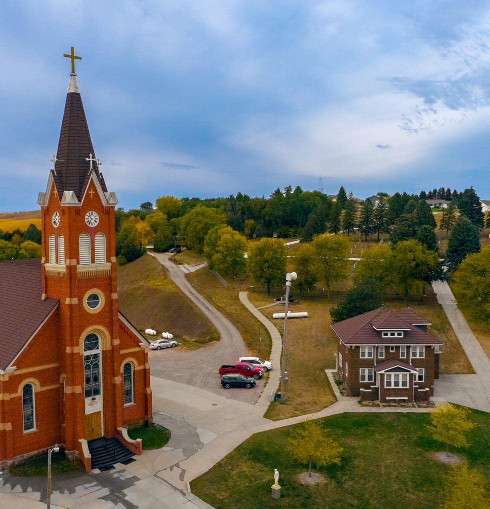 Church Drone Photo 1