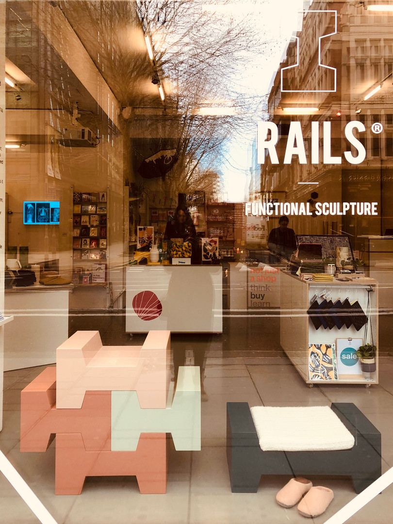 UAL - RAILS AT NOT JUST A SHOP