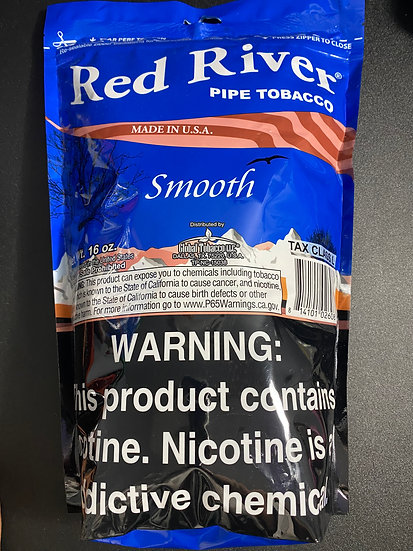 Red River Smooth Pipe Tobacco 16 oz. Pack
