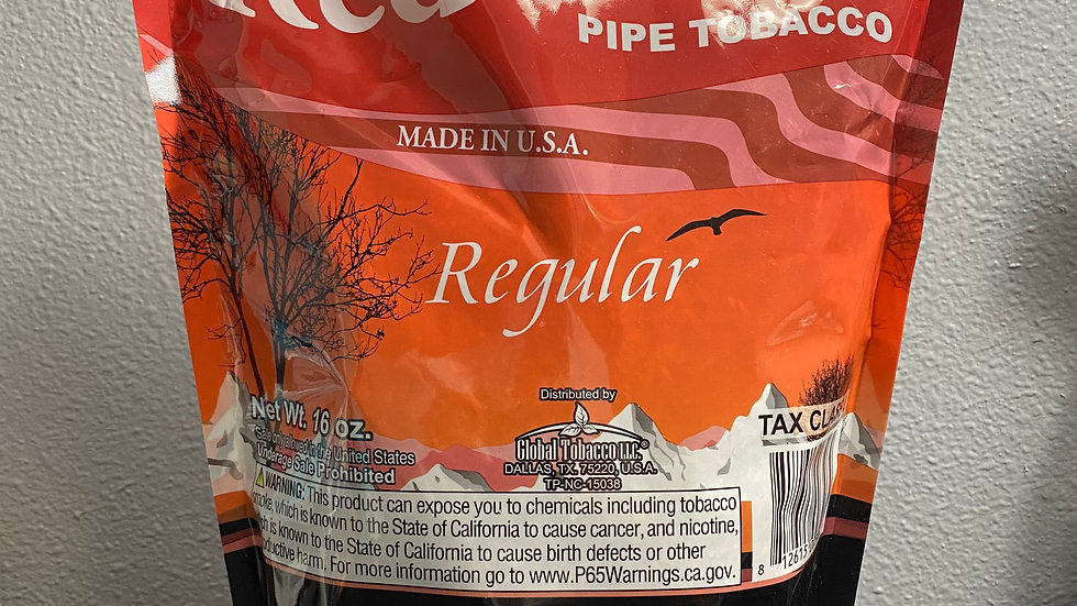 Red River Pipe Tobacco Regular 16oz. pack
