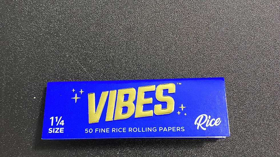 """50 Fine Rice Rolling Papers 1.25"""""""