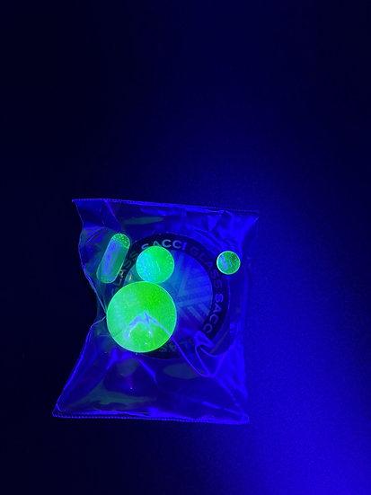 Terp Slurper Set UV Reactive-Green