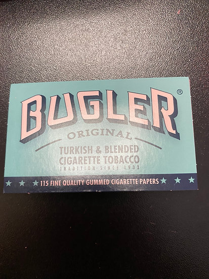 Bugler Papers 115 Count