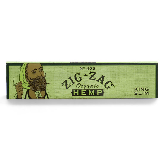 Zig Zag Organic Hemp King Slim
