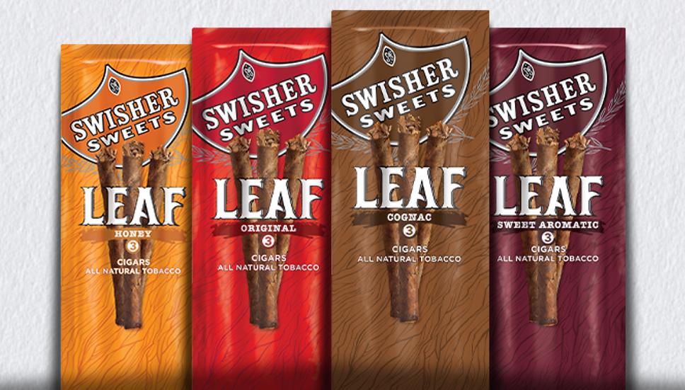 Swisher Sweets LEAF