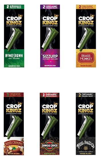 Crop King Organic Wraps