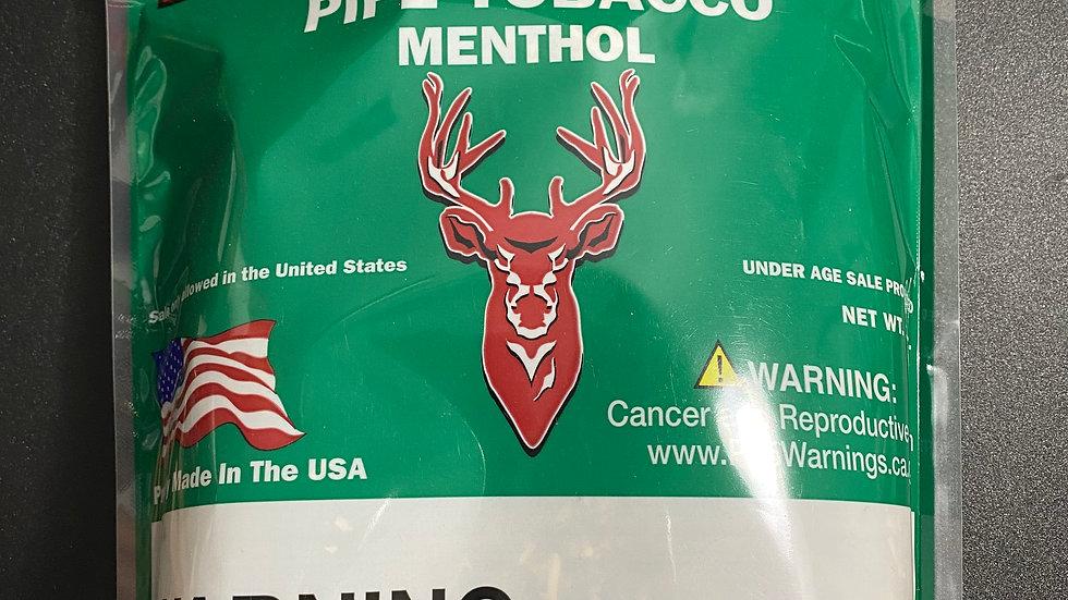Red Buck Pipe Tobacco Menthol 16oz Bag