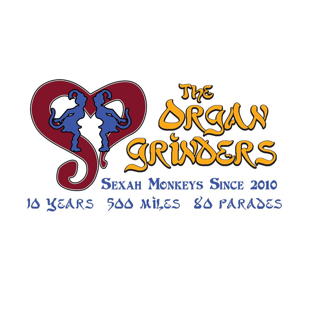 Organ Grinders 10 Year Pin 2020