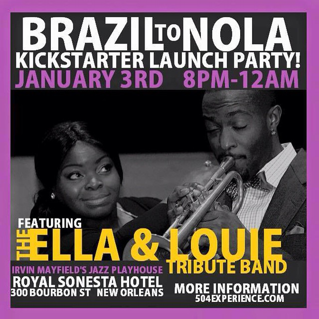 504 Experience Ella & Louie Tribute 2016