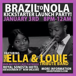 504 Experience Ella & Louie Tribute 2016