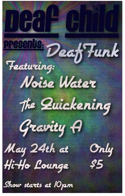 Deaf Funk Nola Deaf Child 2013