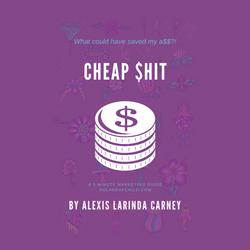Cheap $hit eBook 2021