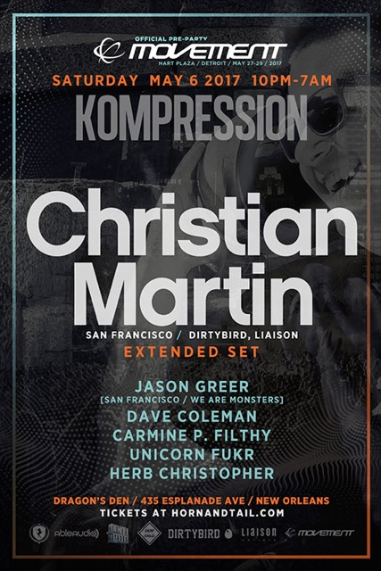 Nola Kompression Christian Martin 2017