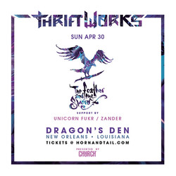 Thriftworks Church* Horn & Tail 2017