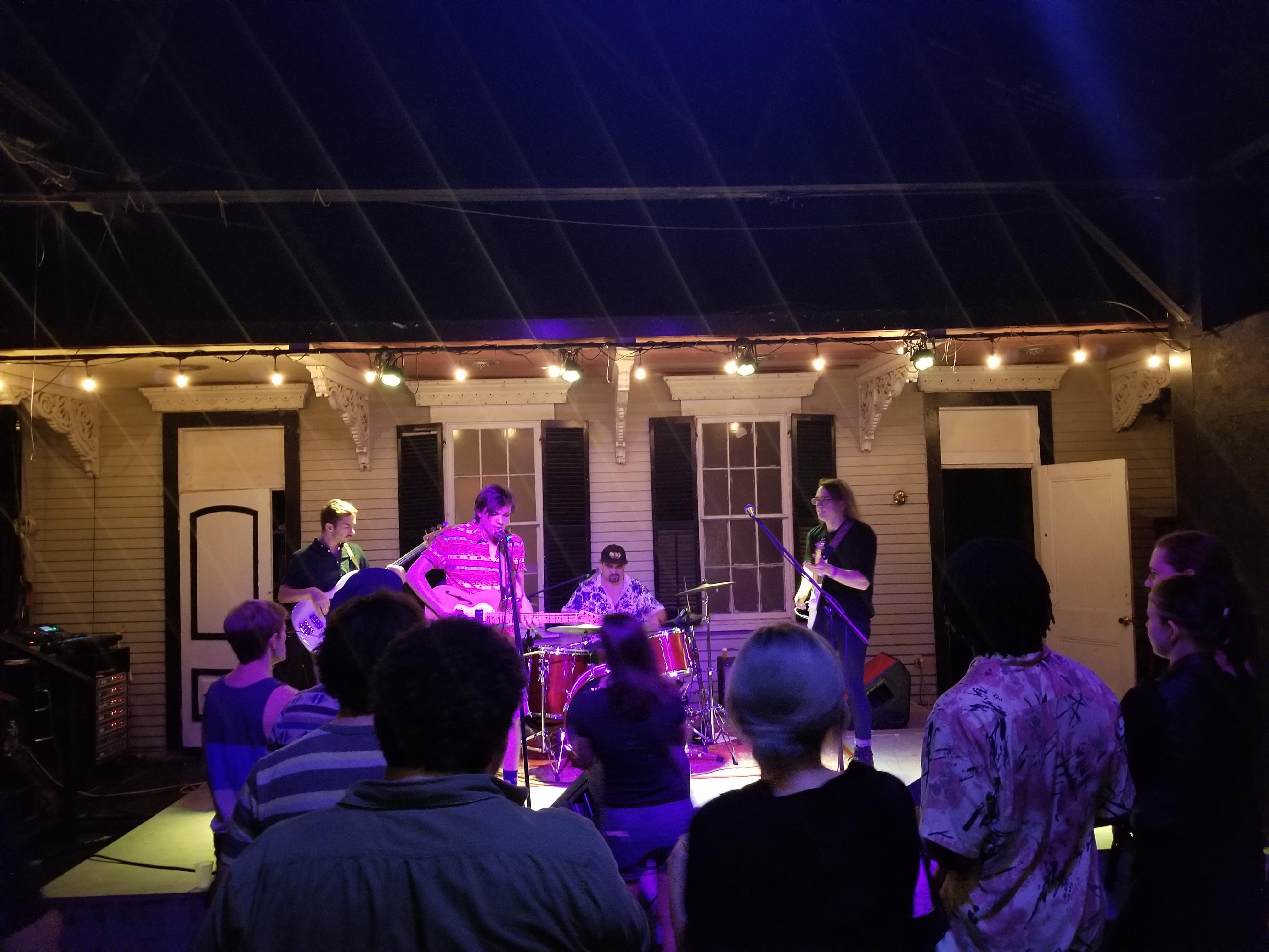 Deaf Child | Howlin Wolf Porch 2018